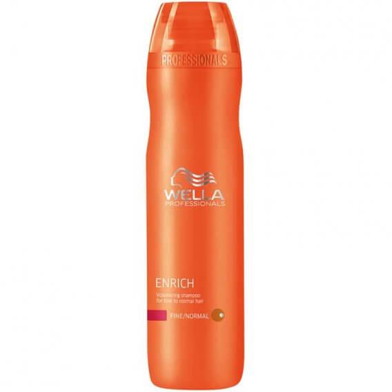 Enrich Shampoo for Fine Hair 250ml Wella Professionals