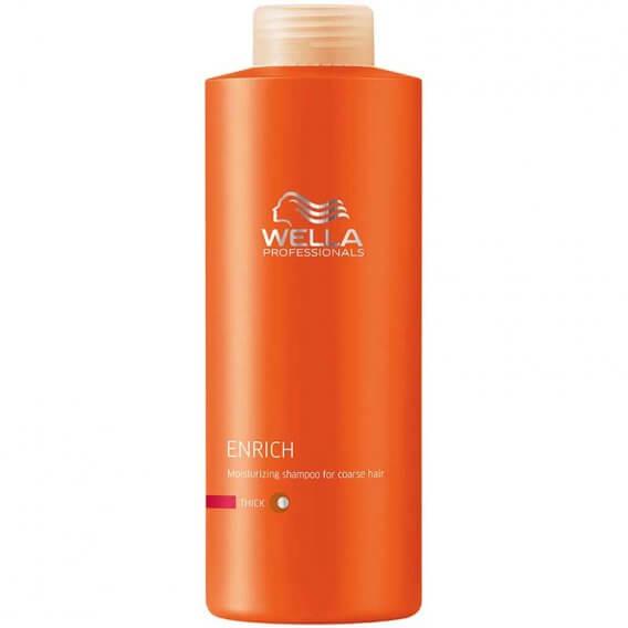 Enrich Shampoo for Coarse Hair 1000ml Wella Professionals