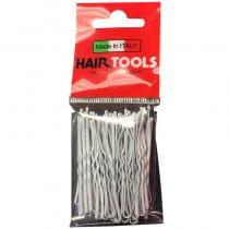 """Hair Tools White 2"""" Wave Grips x 50"""