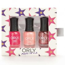 Orly Mani Mini Kit Pink