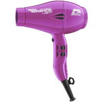 Parlux Advance Light Ionic +Ceramic Purple Hairdryer (2200w)
