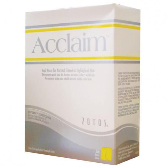 Acclaim Plus Acid Perm Regular - 1 Application