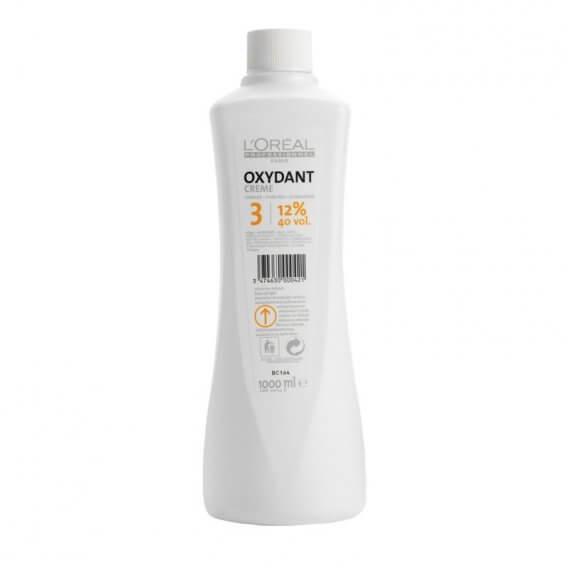 LOreal Creme Oxydant 40 Vol 1Ltr