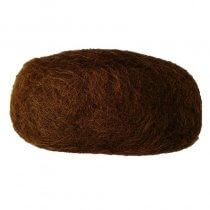 Patrick Cameron Synthetic Hair Padding Light Brown