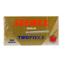 Sterex Gold Two Piece Needles F4G