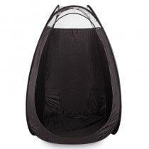 CRAZY ANGEL Black Tanning Tent