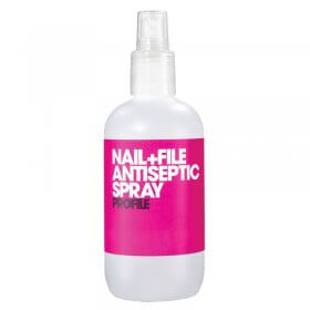 Profile Nail + File Antiseptic Spray 250ml