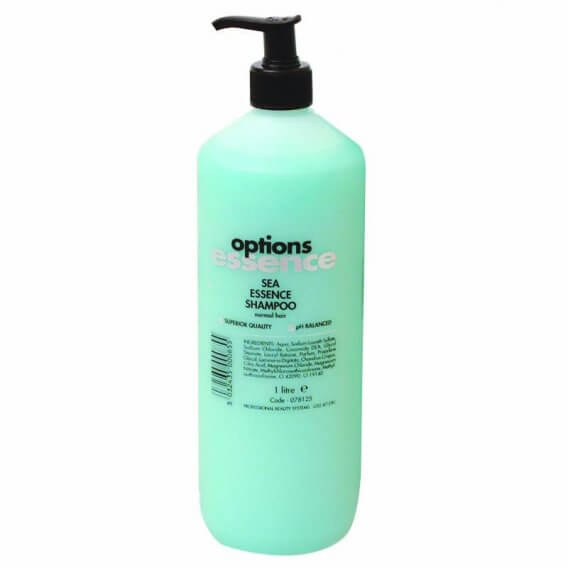 Options Essence Sea Essence Shampoo Normal Hair 1 Litre