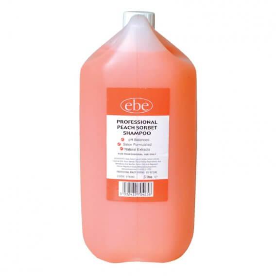 Truzone Peach Sorbet Shampoo 5 Litre