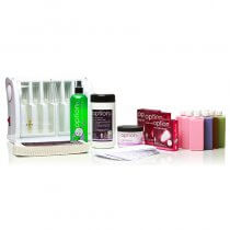 Options by Hive Multi Pro Cartridge Heater and Roller Wax Accessory Pack