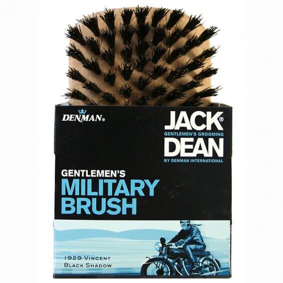 Jack Dean Military Brush by Denman