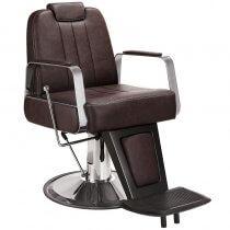 Lotus Columbus Barber Chair Brown