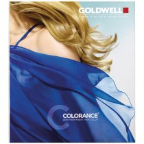 Goldwell Colorance Color Card