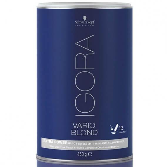 Schwarzkopf Igora Vario Blond Dust Free Bleach 450g