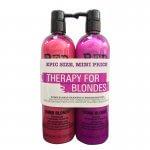TIGI Bed Head Colour Combat Dumb Blonde Tween Duo 750ml x 2