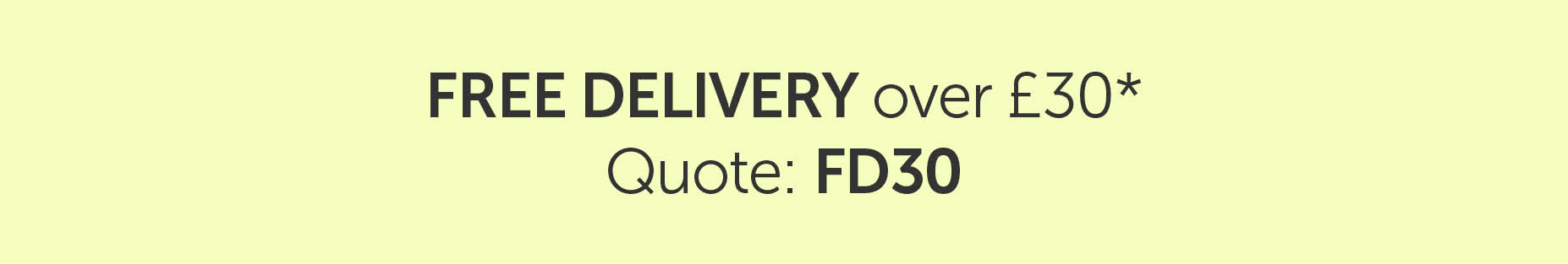 FREE Delivery over £30* | Salons Direct