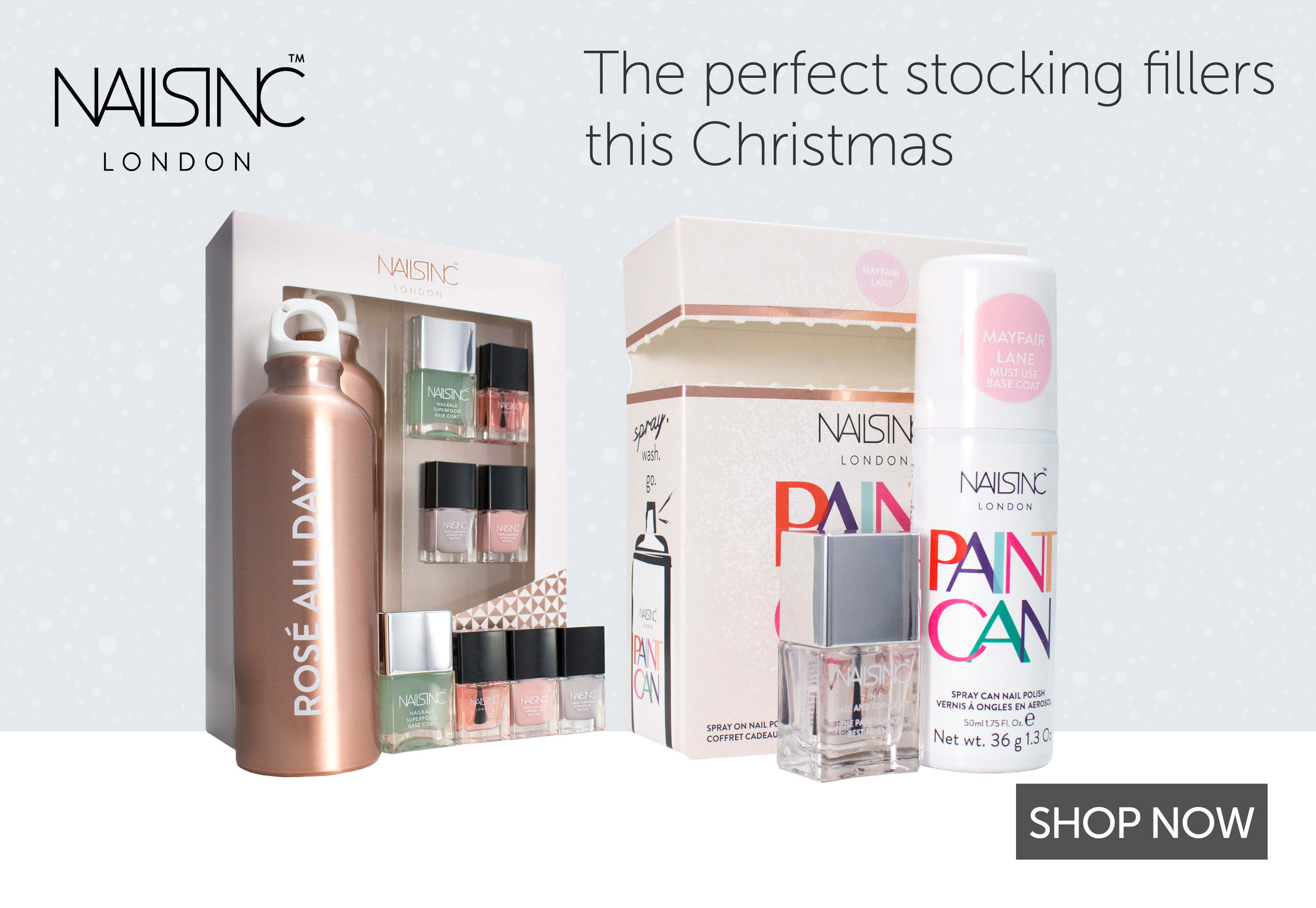 Nails Inc Christmas | Salons Direct