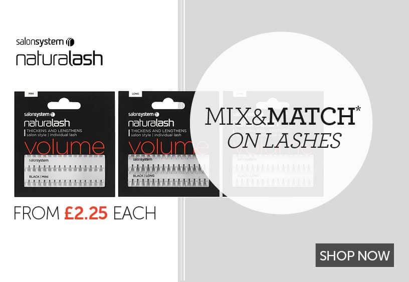 Mix and Match Lashes | Salons Direct