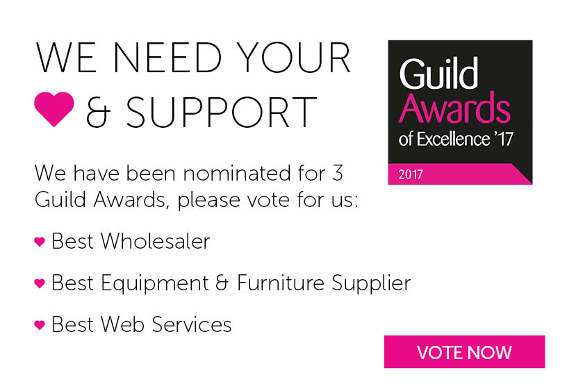 Guild Awards Vote Now