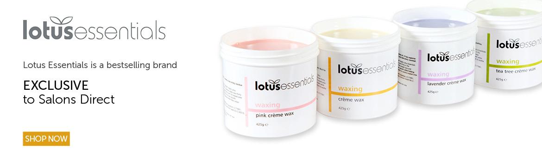 Lotus Wax | Salons Direct