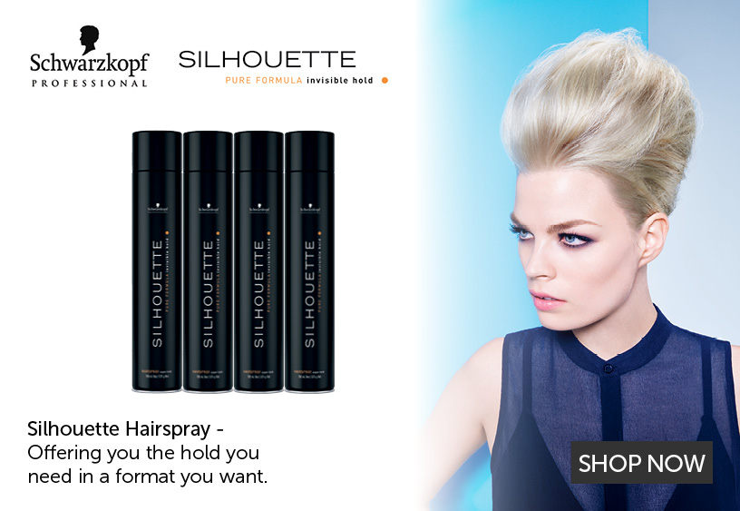 Silhouette Hairspray