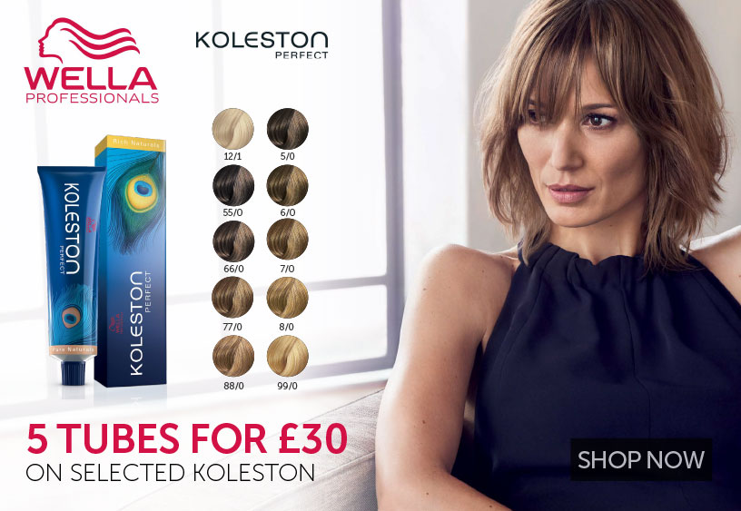 Well Koleston Tube Offer