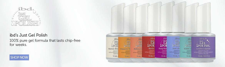 ibd Just Gel | Salons Direct