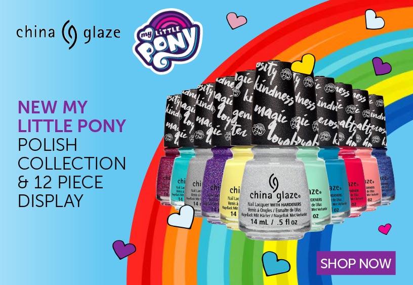 China Glaze My Little Pony | Salons Direct