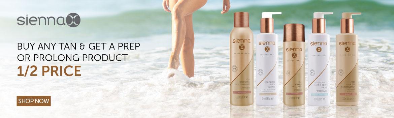 Sienna X Tan | Salons Direct