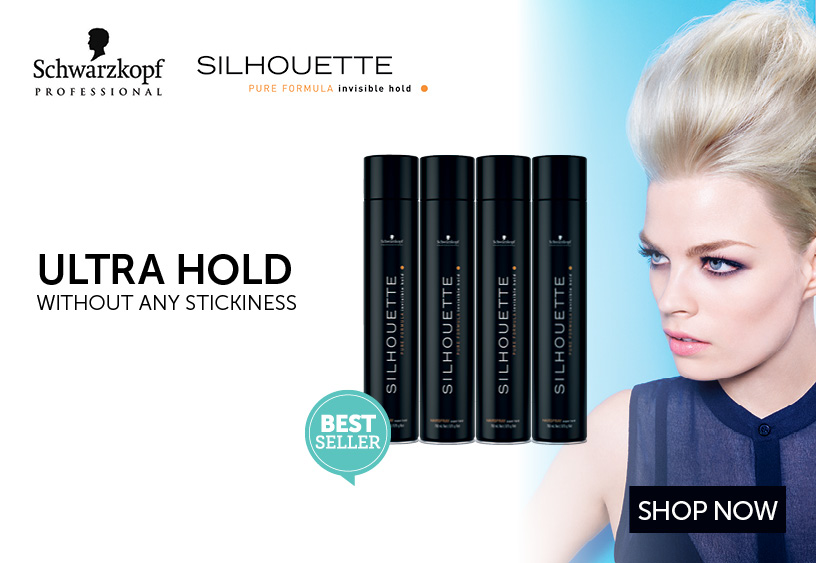 Silhouette Hairspray | Salons Direct