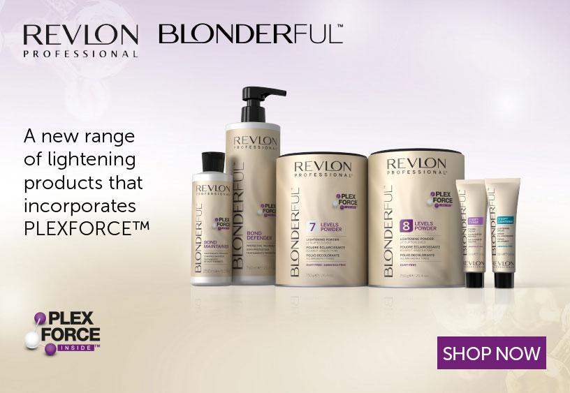 Revlon Blonderful | Salons Direct