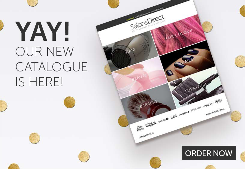 New Catalogue | Salons Direct