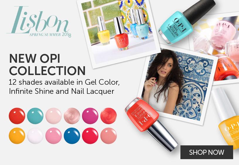 OPI Lisbon | Salons Direct