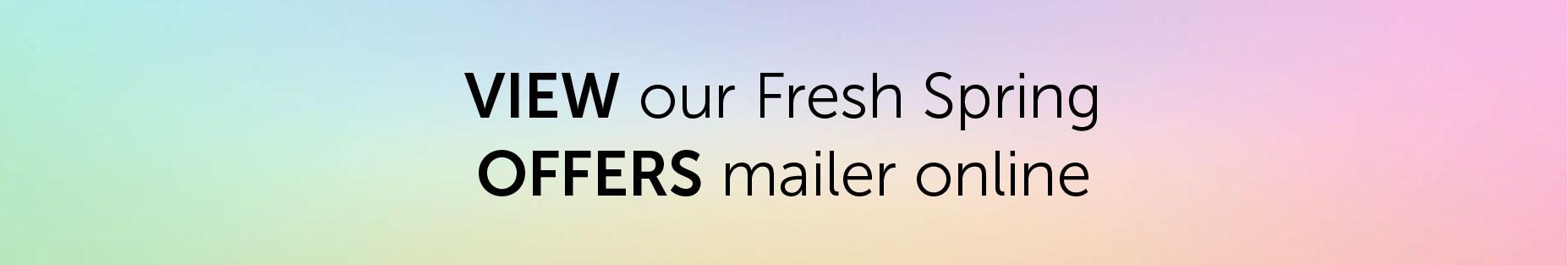 May June Mailer