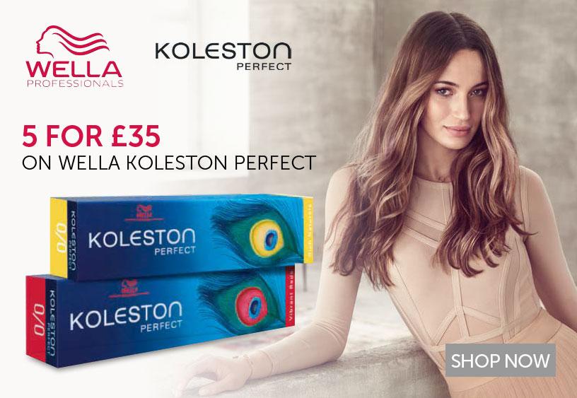 Wella Koleston | Salons Direct