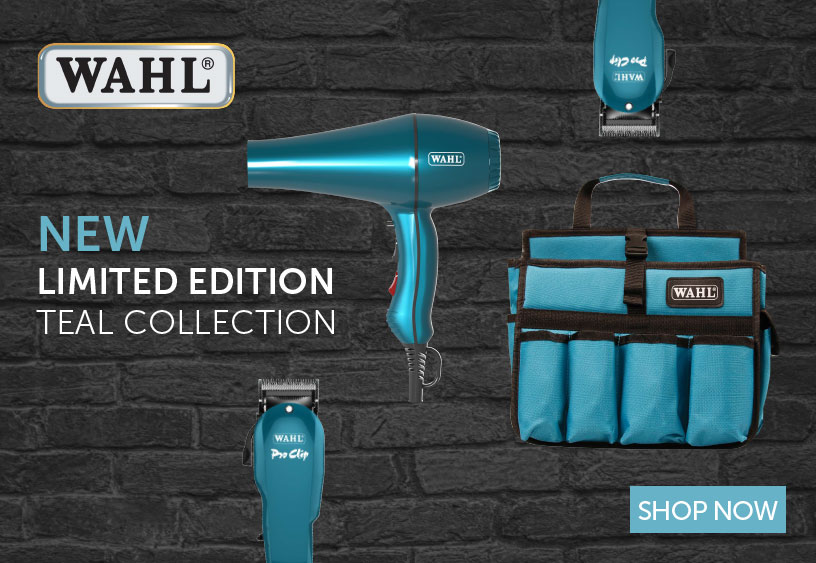 Wahl Teal Collection | Salons Direct