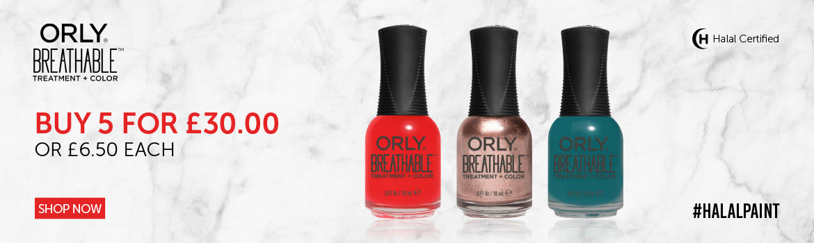 Orly Breathable | Salons Direct