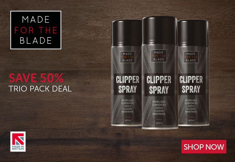 Made For The Blade | Salons Direct