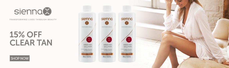 Sienna X | Salons Direct