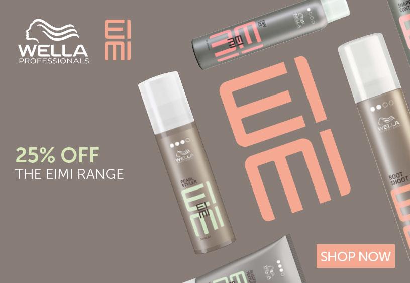 Wella EIMI   Salons Direct