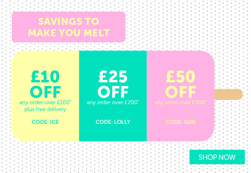 July Offers | Salons Direct
