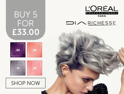 L'Oréal Dia Richesse | Salons Direct