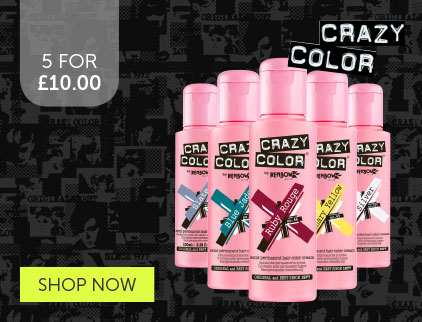 Crazy Color | Salons Direct
