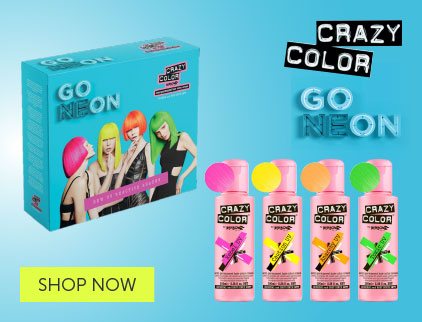 Crazy Color Neon | Salons Direct