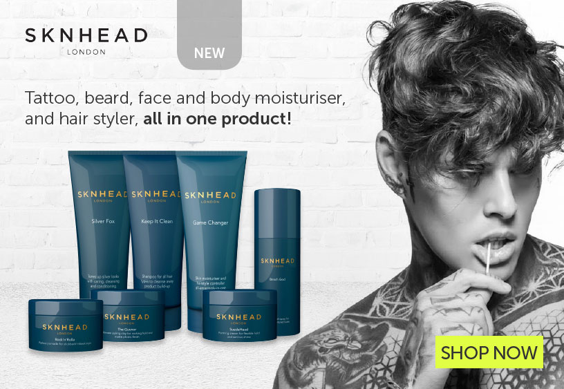 SKNHEAD London | Salons Direct