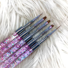 Glitterbels Brushes