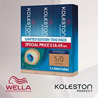 Koleston Perfect Trio Packs | Salons Direct