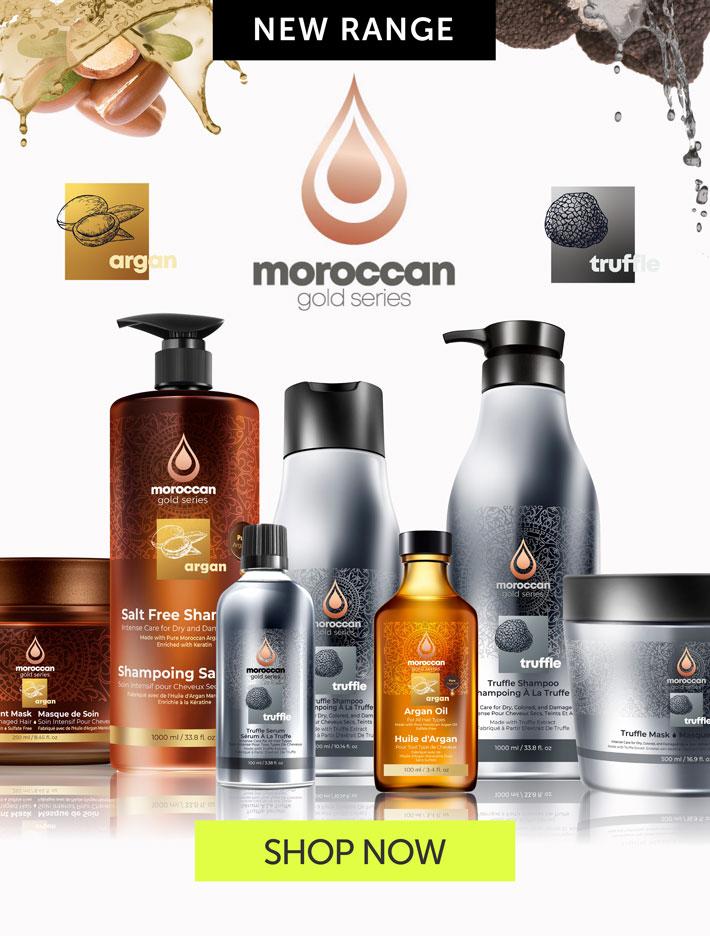 Morroccan Gold Series
