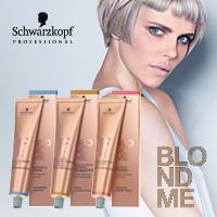Schwarzkopf BLONDME | Salons Direct